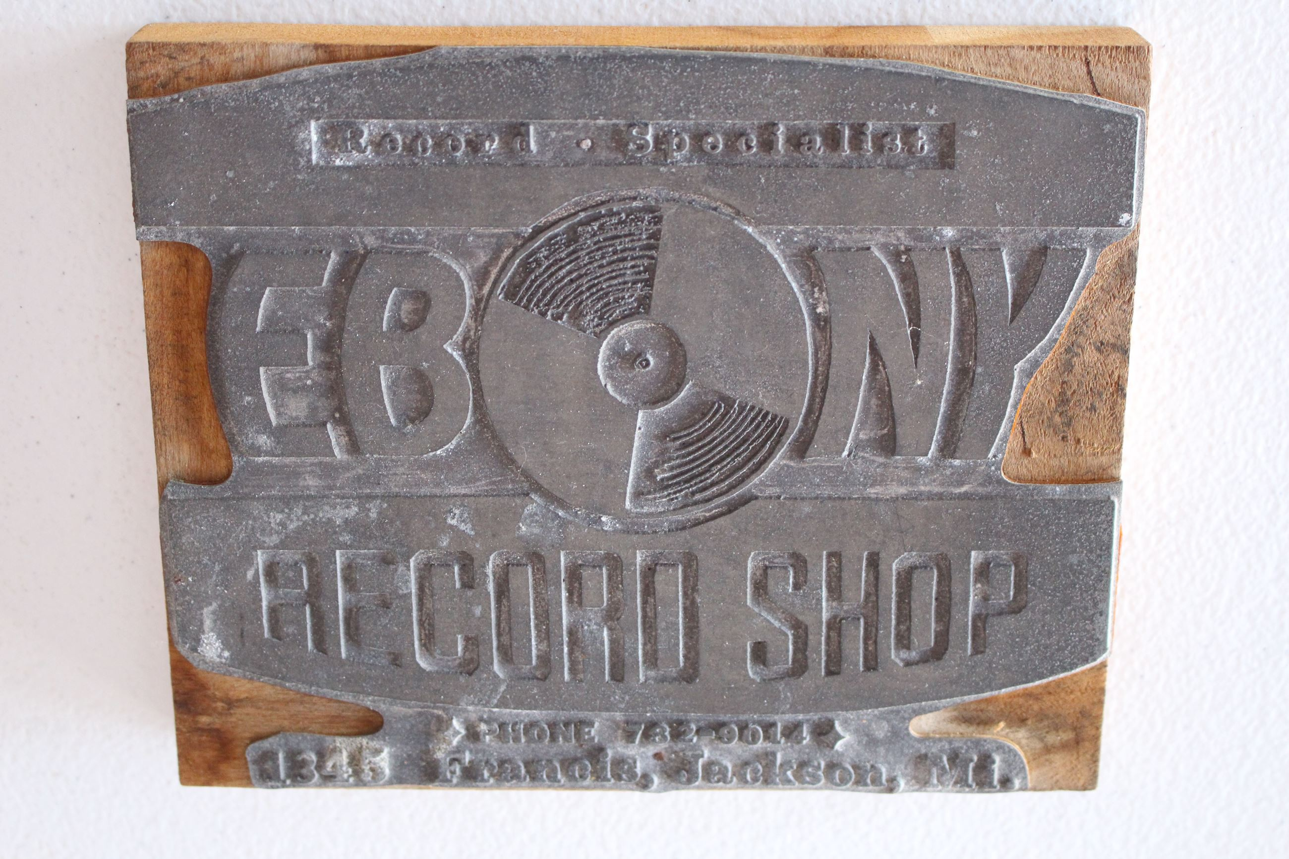 Ebony Records
